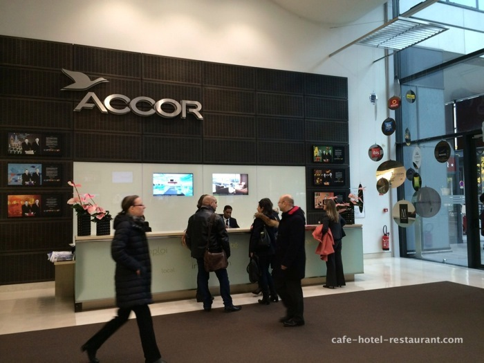 Photo Accor Paris