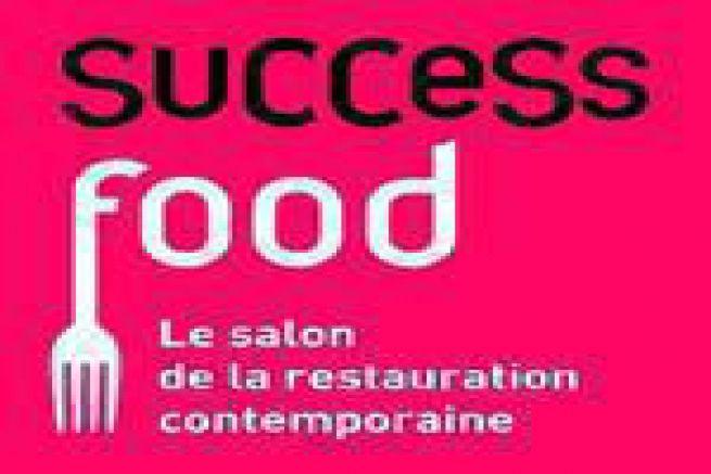 2�me �dition de Success Food, le salon d�di� � la restauration contemporaine